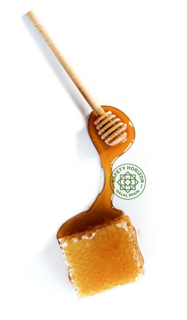 Miel 1005 de Apícola del Bierzo con sello Halal