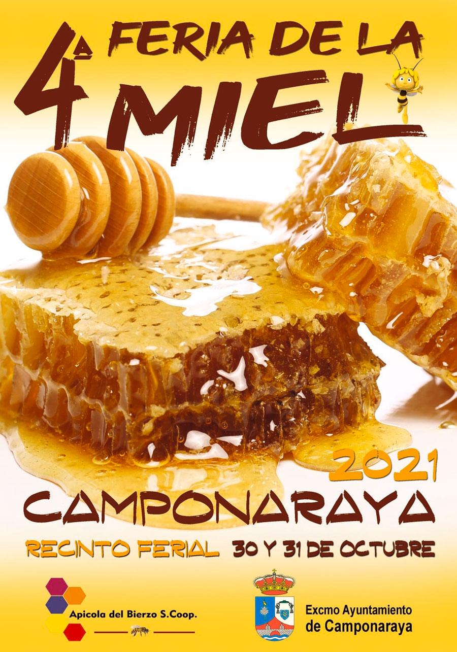 Cuarta Feria de la Miel de Camponaraya